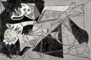 Mother with Dead Child II, Postscript to Guernica
